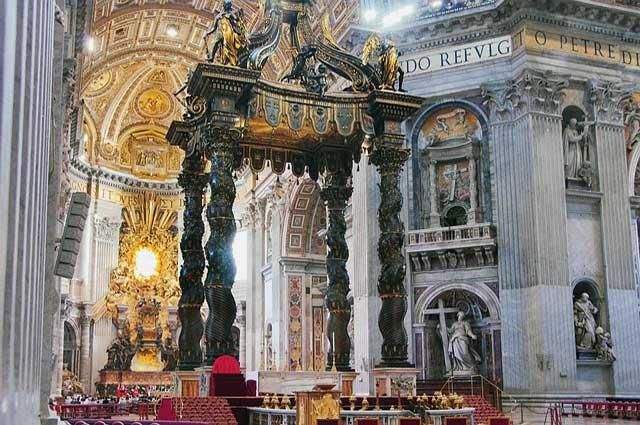 Basílica San Pedro del Vaticano